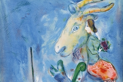 Marc Chagall : selling exhibition of lithographs & etchings 2019
