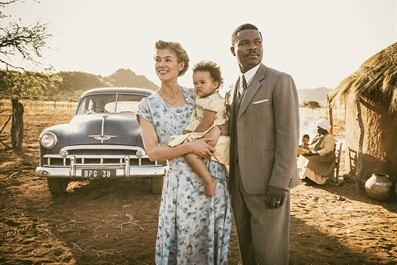 A United Kingdom (12A) Ely Cinema - tickets available on the door from 7pm
