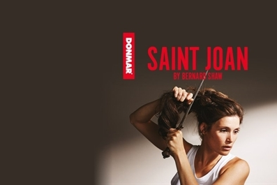 NT Live : Saint Joan Ely Cinema - tickets available on the door from 6.30pm