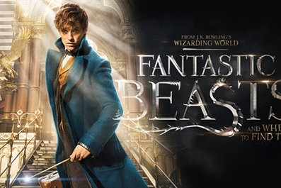 Fantastic Beasts and Where to Find Them (12A) Ely Cinema - tickets available on the door from 2.30pm