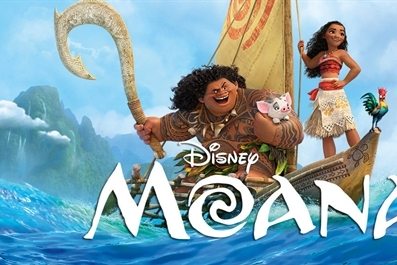 Moana (PG) Ely Cinema