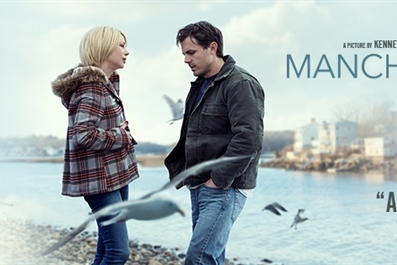 Manchester by the Sea (15) - tickets available on the door from 7 pm