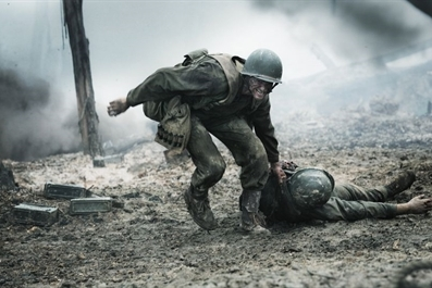 Hacksaw Ridge (15) Ely Cinema tickets on the door from 7pm