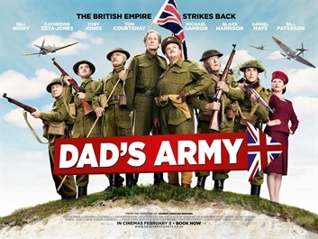 'Accessible Cinema' Screenings at Ely Cinema. Dad's Army (PG)
