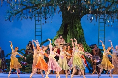 ROH Encore: The Winter's Tale (Ballet) at Ely Cinema - tickets available on the door from 1.30pm