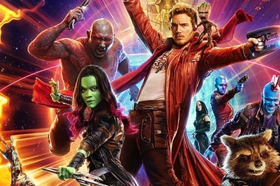 Guardians of the Galaxy Vol. 2 (12A) at Ely Cinema - tickets available on the door from 7pm