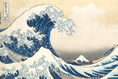 British Museum presents: Hokusai at Ely Cinema TICKETS AVAILABLE ON THE DOOR