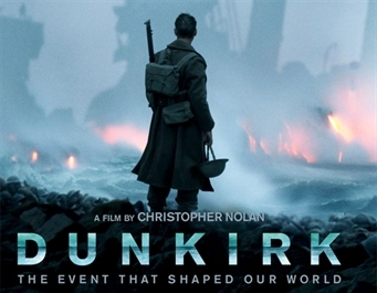 Dunkirk (12A) at Ely Cinema Thursday 7 September - tickets available on the door from 7pm