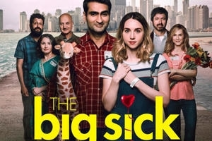 The Big Sick (15) at Ely Cinema - tickets available on the door from 7pm