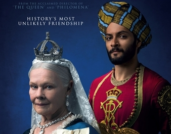 Victoria & Abdul (PG) at Ely Cinema tickets available on the door from 7pm