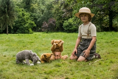 Goodbye Christopher Robin (PG) at Ely Cinema