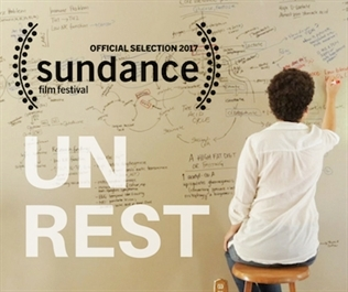 Screening of Unrest (12A) at the Babylon Gallery
