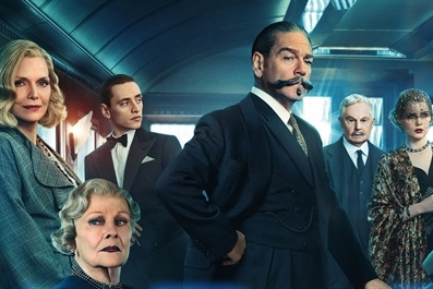 Murder on the Orient Express (12A) at Ely Cinema