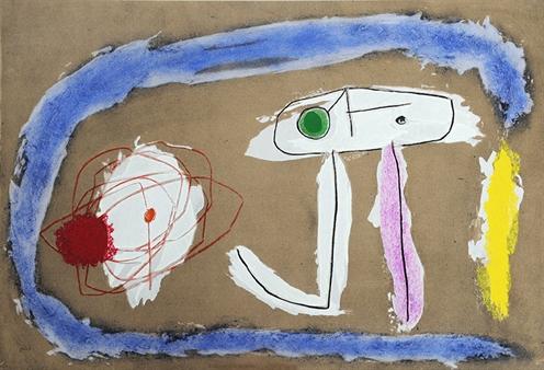 Joan Miro : Lithographs