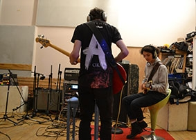 Band Workshops - with 2 free recording sessions!