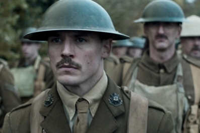 Journey's End (12A) at Ely Cinema - tickets available on the door from 7pm