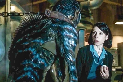 The Shape Of Water (15) at Ely Cinema