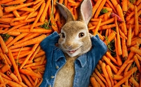 Peter Rabbit (PG) at Ely Cinema