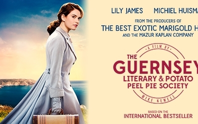 The Guernsey Literary & Potato Peel Pie Society (12A) at Ely Cinema