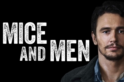 National Theatre Live: Of Mice and Men (12A, Encore)