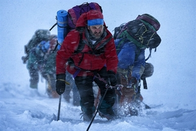Everest (12A) - Ely Cinema