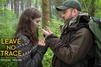 Leave no Trace (PG) at Ely Cinema