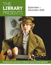 The Library Presents...its Autumn Programme 2018