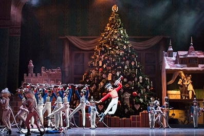 The Royal Ballet: The Nutcracker at Ely Cinema