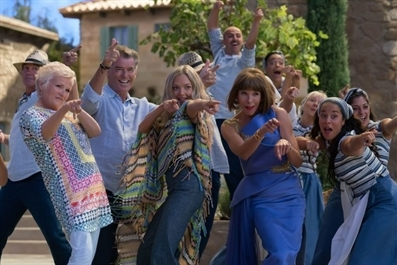 Mamma Mia! Here We Go Again Sing-along (PG) at Ely Cinema -  SOLD OUT!!!
