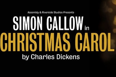 A Christmas Carol starring Simon Callow at Babylon Gallery