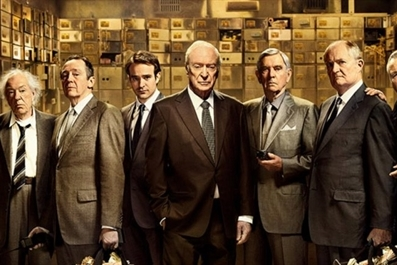 King of Thieves (15) at Ely Cinema - tickets available on the door from 7pm