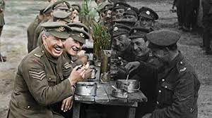 They Shall Not Grow Old (15)  Tickets on the door from 2.30pm
