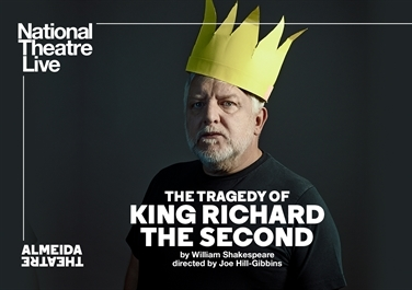 NT Encore: The Tragedy of King Richard the Second (starring Simon Russell-Beale)
