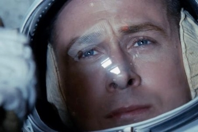 First Man (12A) at Ely Cinema