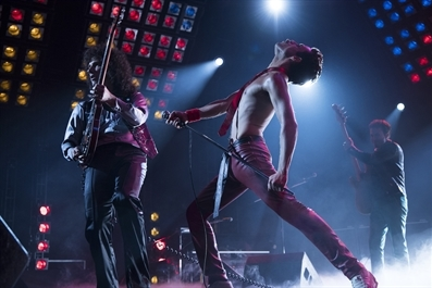 Bohemian Rhapsody Singalong (12A) at Ely Cinema - tickets available on the door from 7pm
