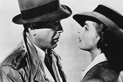Casablanca (U) at Ely Cinema - tickets available on the door from 7pm