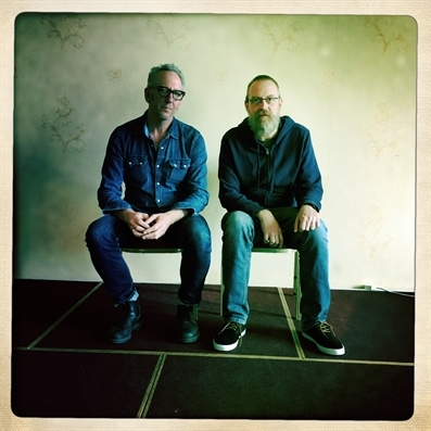 Boo Hewerdine & Darden Smith : Babylon Gallery Gig. Tickets now on sale.