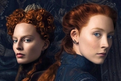 Mary Queen of Scots (15) at Ely Cinema
