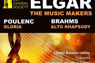 The Music Makers ELY CHORAL SOCIETY at Ely Cathedral