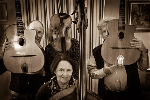 Festival Fridays : Major Swing with Gypsy Jazz at the Babylon - tickets now on sale