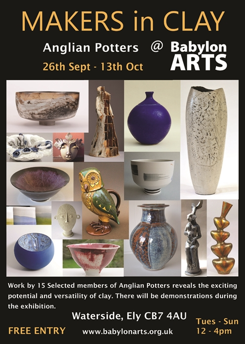 Makers in Clay Anglian Potters