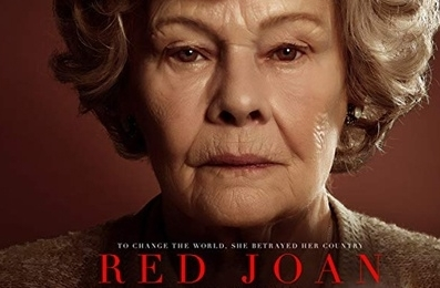 Red Joan (12A) at Ely Cinema - tickets available on the door from 7pm