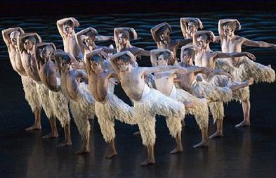 Matthew Bourne's Swan Lake: The Legend Returns at Ely Cinema - tickets available on the door from 6.30pm