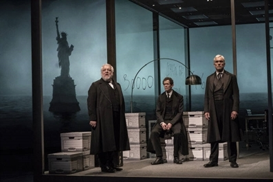 NT Live: The Lehman Trilogy at Ely Cinema - tickets available on the door from 6.30pm