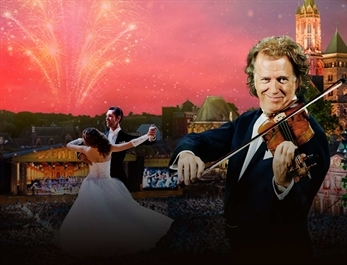 André Rieu : Shall We Dance? at Ely Cinema - tickets available on the door from 6.30pm