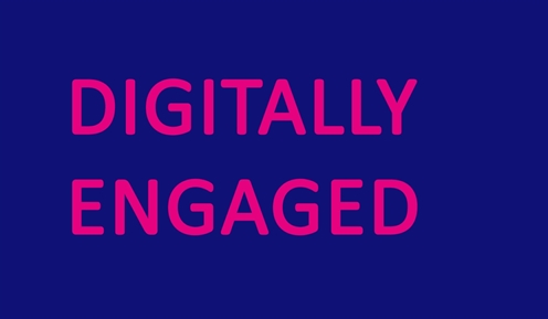 DIGITALLY ENGAGED: A development day to refresh and explore all things digital