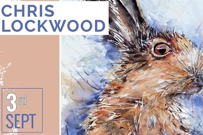 The Society of East Anglian Watercolourists Workshops - Chris Lockwood