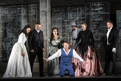 Royal Opera House Live: Don Giovanni at Ely Cinema