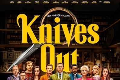 Knives Out (12A) at Ely Cinema