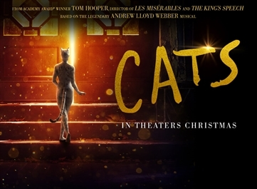 CATS (PG) at Ely Cinema